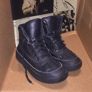 NIKE Woodside ACG Black Shoes 4.5Y